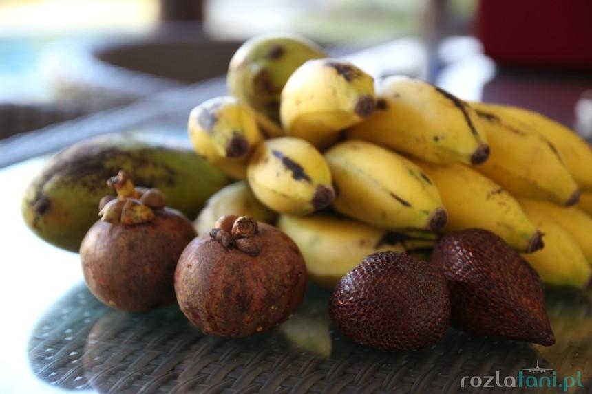 Owoce na Bali