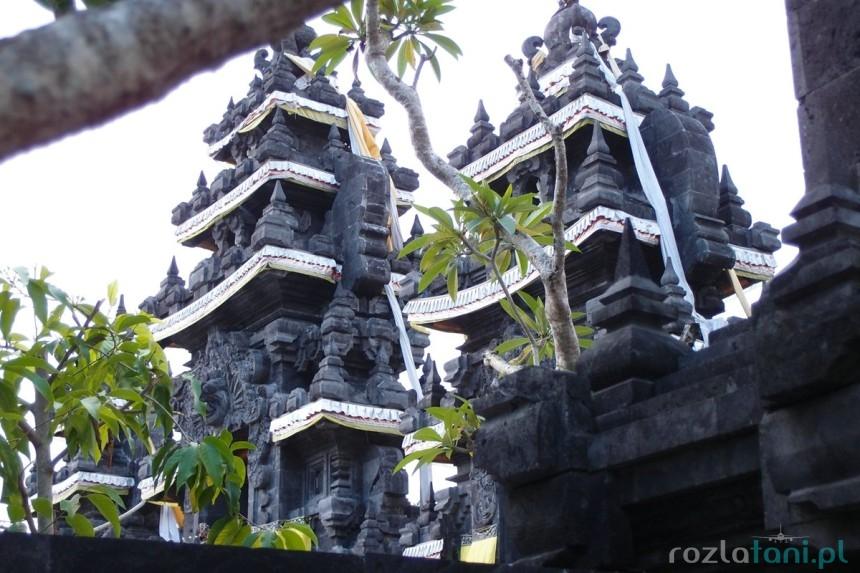 Świątynie na Bali / fot. rozlatani.pl