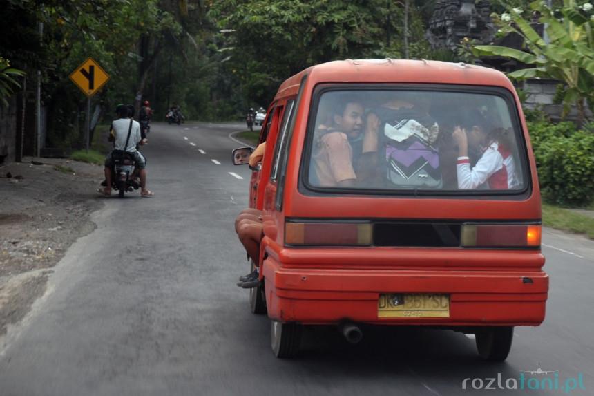 Ruch na Bali / fot. rozlatani.pl