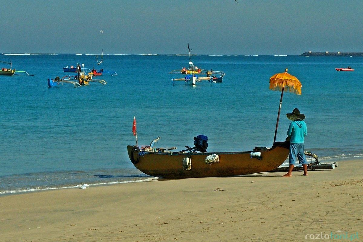 Targ rybny w Jimbaran na Bali