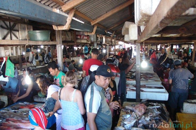 Tarh w Jimbaran na Bali