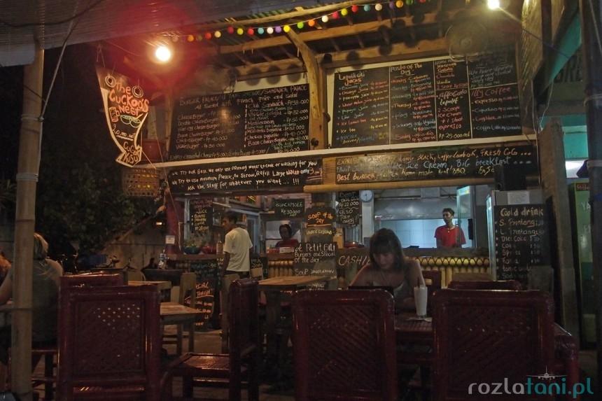 """Niby restauracje dla bardziej """"wymagających"""" turystów"""